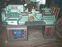 Токарно-винторезный станок 1Е61МТ (D32/320х710) повышенной точности, с конусной линейкой