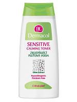 Dermacol Sensitive Лосьон-тоник успокаивающий для чувствительной кожи с экстрактом маслин Calming Toner