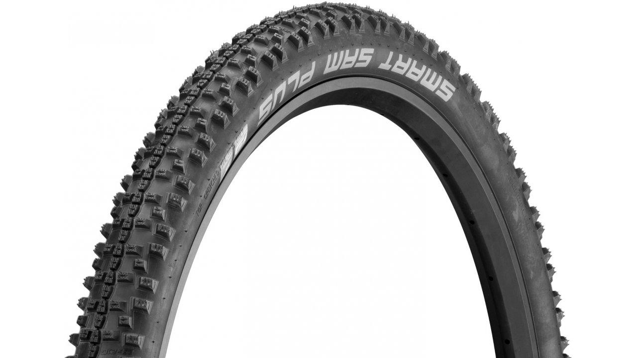 Велопокрышка Schwalbe Smart Sam Plus Performance GreenGuard 29x2,25 Addix