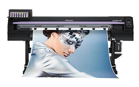 Широкоформатный принтер-каттер Mimaki CJV150, фото 2