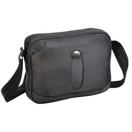 Барсетка мини сумка горизонтальная черный 3355111 Delsey  продажа ... 0c3022994fa