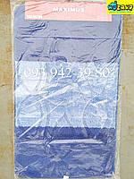 Набор ковриков для ванной и туалета 100*60, 50*60 (сине-голубой)