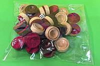 Набор фишек для нард с кубиками 25 х 9 мм, фото 1