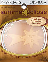 Бронзер для лица  Physicians Formula Summer Eclipse Bronzing Powder, Starlight/Medium Bronzer, фото 3