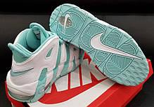 "Кроссовки Nike Air More Uptempo ""Island Green"", фото 3"
