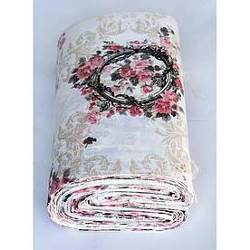 Ткань ранфорс Турция - Angelique V1 розовый 11388 (220 ширина)