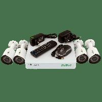 Комплект системи відеонагляду Green Vision GV-K-S13/04, фото 1