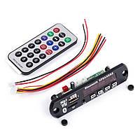 MP3 модуль №2 FM / USB / BLUETOOTH / SD / Пульт дистанционного управления