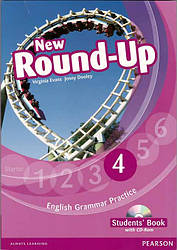 Round-Up 4 Students book
