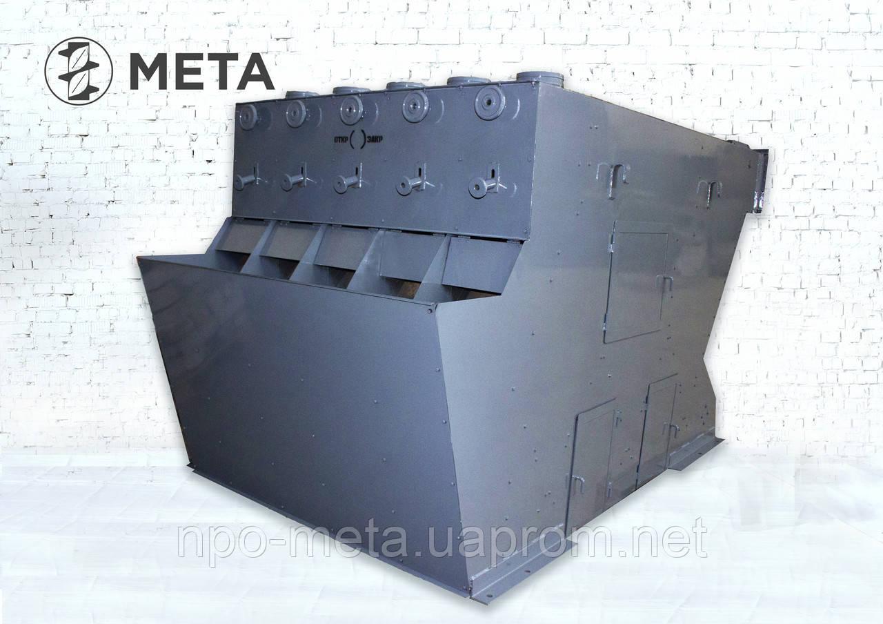 Машина семеновеечная МСА-100 (М2С-50М)