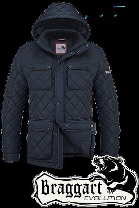 Мужская качественная зимняя куртка Braggart (р. 48-56) арт. 1575, фото 2