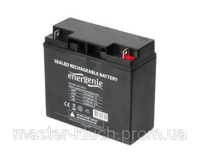 Аккумулятор Gembird EnerGenie BAT-12V17AH/4 12B 17Ач
