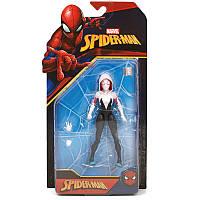 "Фигурка Гвен Стейси ""Паук"" 18см - Gwen Stacy, Spider-Man, Comics, Marvel"