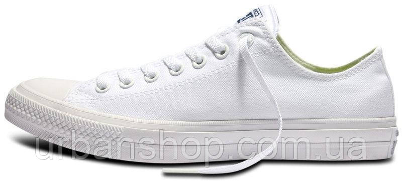 Женские кеды Converse Chuck Taylor All Stars II Low White (Оригинал ... 7e7c452fb9516