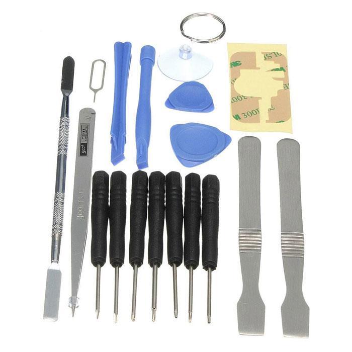 Универсальный набор инструментов для ремонта мобильных телефонов