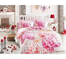 Комплект постільної білизни Cotton box Ранфорс Floral Seri DREAMY