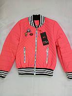 Модная Куртка весна/осень для девочки Astex Украина36, 42 размер