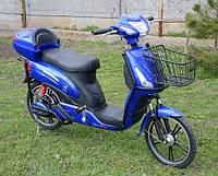 Компактный электровелосипед для школьников Skybike Picnic 2
