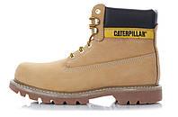 Зимние мужские ботинки Caterpillar Colorado Fur, зимние ботинки