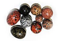 Яйца гранитные