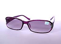 Корригирующие очки с тонированной линзой! -1,50