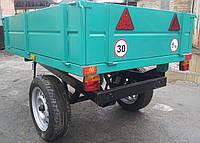 Напівпричіп тракторний самоскидний 1ПТС-1