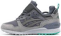 Мужские зимние кроссовки Asics Gel Lyte III MT Boot Grey (Сникербут), фото 1