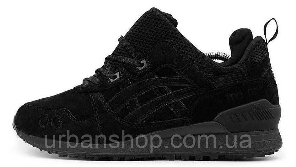 Мужские зимние кроссовки Asics Gel Lyte III MT Boot Black (Сникербут)