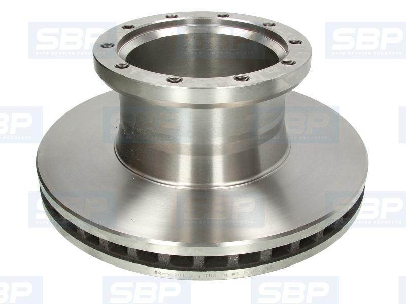Тормозной диск SETRA 406mm