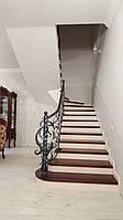 Лестницы в коттеджах, фото 1
