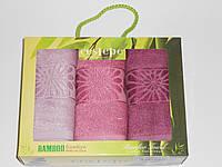 Набор полотенец бамбуковых, 3 шт.