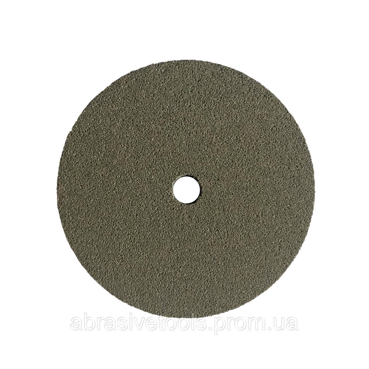 Шлифовальный круг вулканитовый 40х35х6 SC 80 MP