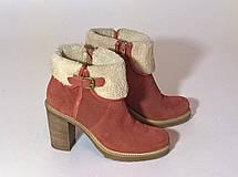 Ботинки  38 размер женские MINELLY ITALY, фото 2
