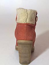Ботинки  38 размер женские MINELLY ITALY, фото 3