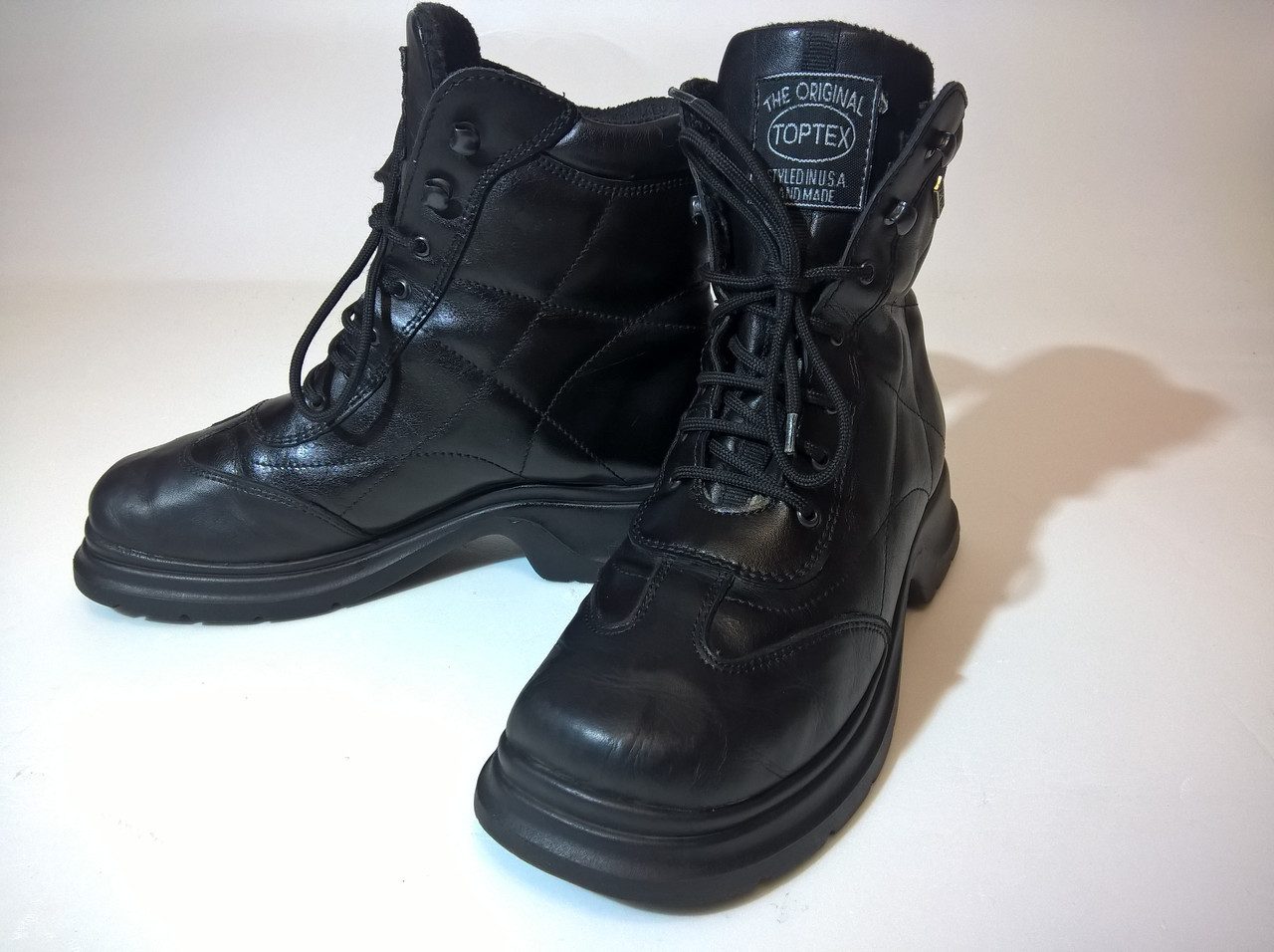 Ботинки  39 размер женские TOPTEX