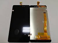 Оригинальный дисплей (модуль) + тачскрин (сенсор) для Bluboo Picasso (черный цвет)