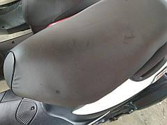 Чехол сиденья SUZUKI LETS III длинный (Тайваньская модель)