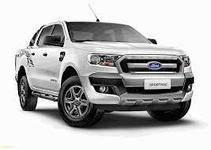 Рейлинги Ford Ranger (2017 - ...)