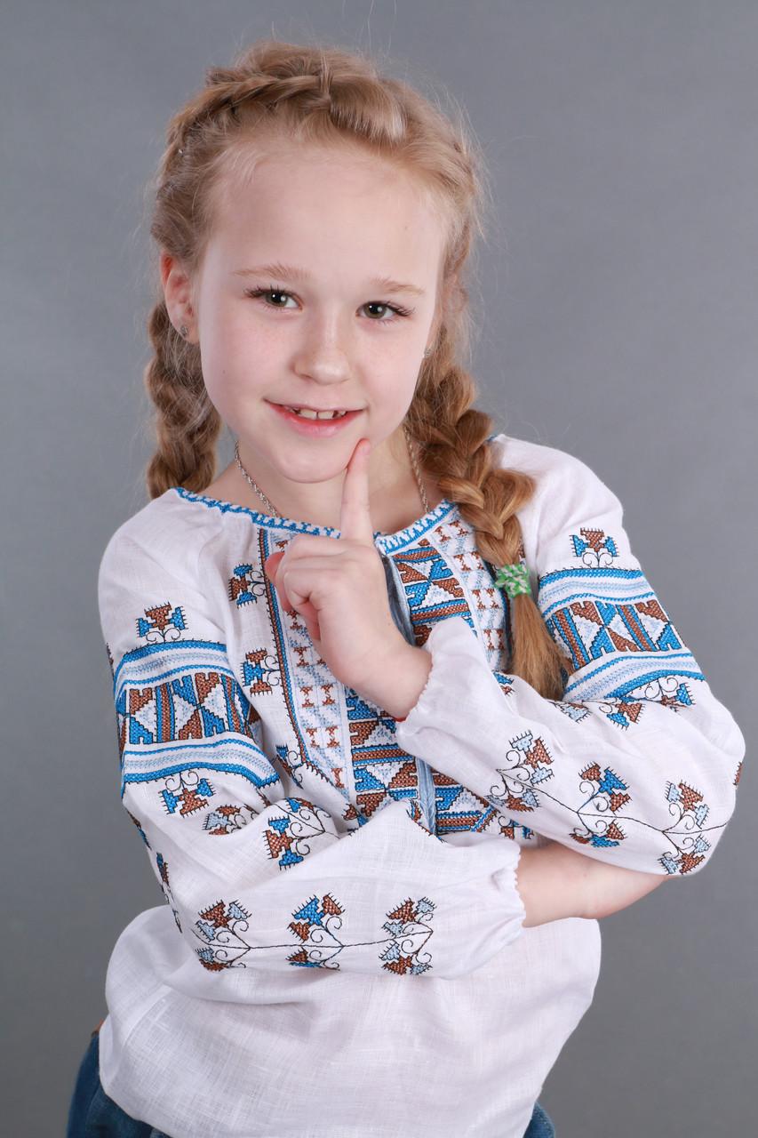 Вышиванка для Девочки Гетьманка — в Категории
