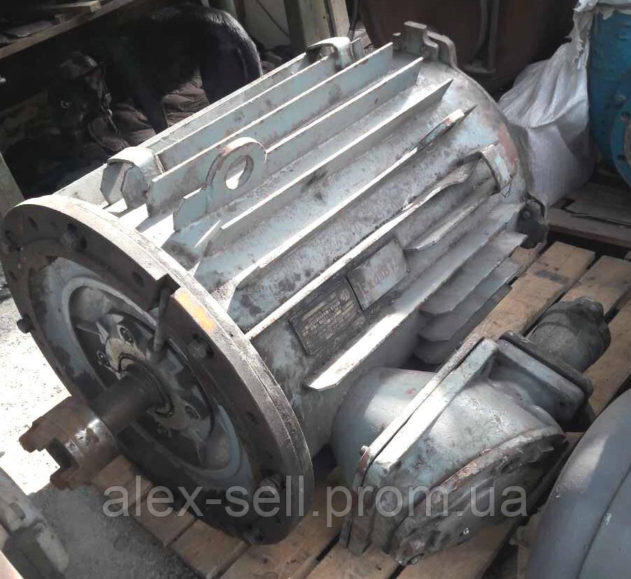 Электродвигатель електродвигун В280 S2 110 кВт 3000 об/мин, 380 В