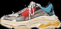Кросівки чоловічіBalenciaga Triple S баленсиага чоловічібілі