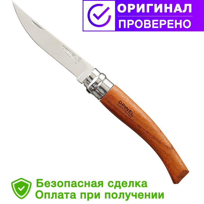 Нож Opinel (опинель) Slim Bubinga No.8 (000015)