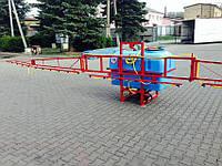 Обприскувач навісний Wirax (Польща 800 л. / 14 м)