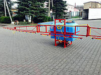 Обприскувач навісний Wirax (Польща 800 л. / 12 м)