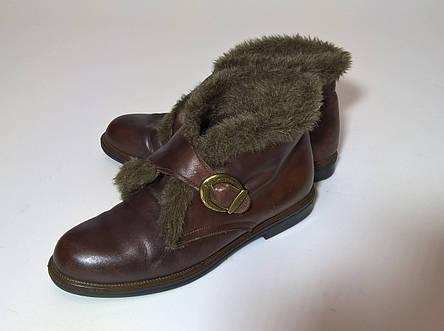 Ботинки 39 размера женские ECCO, фото 2