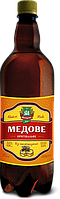 Пиво Микулин Медове 1л. ПЕТ 8 шт