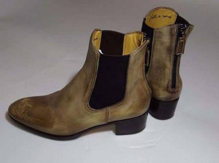 Ботильоны 38 размера Сhelsea boot бренд BENSONS, фото 2