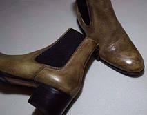 Ботильоны 38 размера Сhelsea boot бренд BENSONS, фото 3