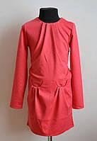 Детское платье - туника для девочек от 4 до 8 лет 116