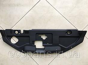 Накладка радиатора верхняя Nissan Leaf (10-17)